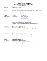 Bad Resume Examples Pdf Useful Resumes Template Ag E66408
