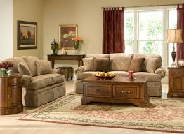 raymour and flanigan s lauren sofa set by clayton marcus