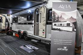 100 Modern Design Travel Trailers Tour The New AVIA Trailer By NCamp Mandy Lea Photo