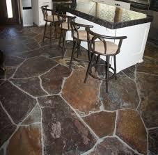 One Is That Irregular Slate Flagstone Often Used For Indoor Floors Flooring