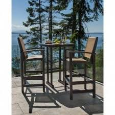 Kmart Outdoor Dining Table Sets by Tall Bistro Sets Foter