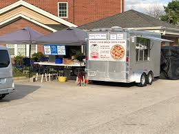 100 Brick Oven Pizza Truck Turnkey Trailer Business For Sale In Indiana