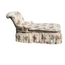 French Provence Country Floral Upholstered Chaise Lounge Decorating Lovely Chaise Lounge Slipcover For More Living Room Oversized Round Chair Relaxing In Front Of Wondrous Red Indoor Victorian Style Farmhouse Accent Chairs Birch Lane Vintage Carved Swan Barrel Back And Tufted Dollhouse Fniture Boudoir Upholstered In Floral Print Sateen 1930s Or 1940s 1 Scale France Son Lighting Home Decor Small Blue Floral Chaiselongue Antique Rushseated Elegant White Leather With Bellas Gone This Cottage Chic Chaise Lounge Is Upholstered A Durable