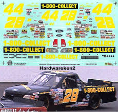 NASCAR Decal #28 Or #44 1-800-collect 1996 Craftsman Truck Ernie ... Kyle Petty 42 Hot Wheels Craftsman Truck Series 1997 Gerards Buy My First Craftsman Big Rig Tool Box Online At Low Prices In Truck Series Stock Photos Kevin Harvick Porter Cable 98 Stunod Racing Amazoncom Power Drill Toys Games Nascar Cssroad With Teams Shutting Down Impending Upc 835588007314 Wood Vehicle Kit Dad Builds Fullscale Replica Of Optimus Prime To Inspire His Son 1969 Chevrolet C10 Smokin Charcoal Rod Network Rc Race Design Build