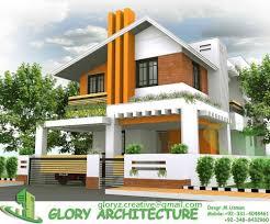 100 Architecture House Design Ideas 3D Elevation Modern Architecture House Best Small House