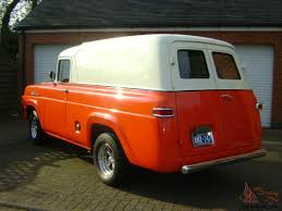FORD F100 F1 PANEL TRUCK VAN CORVETTE MOTOR MUNCIE FORD 9 INCH NO ... 1958 To 1960 Ford F100 For Sale On Classiccarscom 1959 Panel Van Chevrolet Apache Retyrd Photo Image Gallery Sold Custom Cab For Sale Nice Project Pickup Truck Stock Royalty Free 139828902 Cruisin Smooth In This Fordtruckscom Chevy 350 Runs Classic Other Hot Rod Network Big Window Short Bed File1959 Flareside Truckjpg Wikimedia Commons 341 Truck Zone 8jpg 32642448 Blue Oval 571960