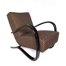 Halabala Streamline Lounge Armchair | #83723
