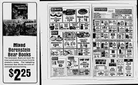Berenstain Bears Halloween Book by 1992 Berenstein Bears Newspaper Advertisement
