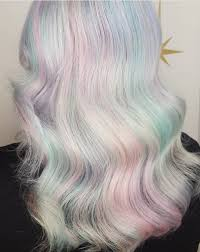 Unicorn Frappuccino Hair Is Now A Thing Thanks To This Canadian Hairstylist