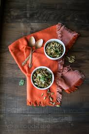 Unsalted Pumpkin Seeds Recipe by Acorn Squash Lentils With Pumpkin Seeds And Cilantro Fake Food Free