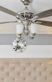 Hampton Bay Ceiling Fan Glass Cover by Best 25 Ceiling Fan Makeover Ideas On Pinterest Ceiling Fan