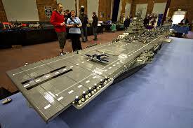 plus gros porte avion du monde le plus grand porte avion en lego au monde souvent copié jamais