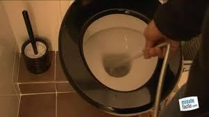 toilettes bouches que faire déboucher des toilettes minutefacile