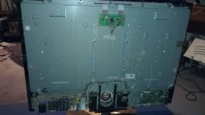 lg 42 lcd tv 42lg60fr picture goes black sound still on