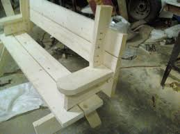 folding bench and picnic table combo woodworking plan bench