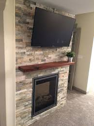 modern fireplace wall tiles tile marble surround installation