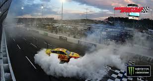 Joey Logano Celebrates His Martinsville Victory | NASCAR.com
