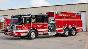 Chestnut Ridge VFC, Velocity® Pumper Tanker - YouTube