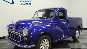 1958 Morris Minor For Sale 100911789 | Old Trucks | Pinterest ... 1984 Chevrolet S10 Pickup For Sale Near Lakeland Florida 33803 Attractive Classic Trucks For Sale In Pictures Ice Cream Truck Rental Dessert Event Catering Nassau County Ny Freightliner Grills Columbia Century Cascadia Fld Fl M2 Ford Vehicles Specialty Sales Classics Intertional Harvester 1952 F1 Stock 52f1 Sarasota New Used Dealer Serving Dallas Pearl 1967 Nissan Patrol Volcan 4x4 M715 Kaiser Jeep Page 1960 Apache 34233 1985 C10 2 Door Real Muscle Exotic