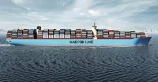 le plus grand porte conteneurs du monde va prendre la mer mer et