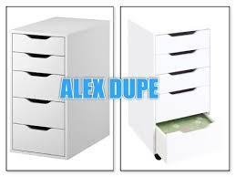 Linnmon Alex Desk Australia by Alex 5 Drawer Dupe Review Youtube
