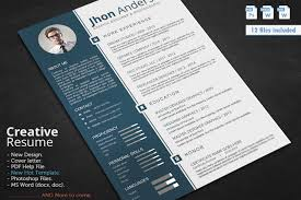 free creative resume templates docx resume cv template updated in psd doc docx pdf free psd