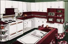 The Same Kitchen Mine Still Has A Full Set Of White Metal Cabinets By Youngstown Kitchens After 50 Years None Is Dented And