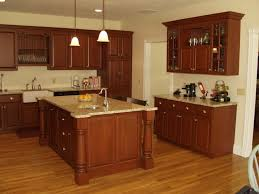 Dark Wood Cabinet Kitchens Colors Light Backsplash With Dark Cabinets White Cabinets Stainless Steel