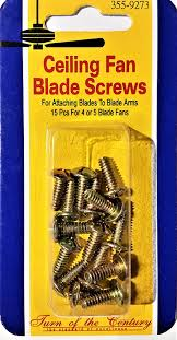 Replacement Ceiling Fan Blade Arms by Ceiling Fan Blade Screws Amazon Com