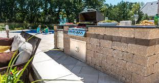 3 Popular Outdoor Kitchen Design Layouts NY NJ PA CT
