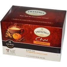 Kashi Pumpkin Spice Flax Discontinued by Twinings Black Tea Pumpkin Spice Chai 12 Cups Discontinued