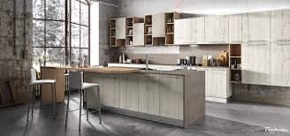 Lovely Rustic Modern With Italian Kitchen Design Wooden Cabinet As Well Double