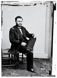 Ulysses S Grant Circa 1865 Before His Rise To The White House