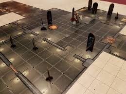 Making 3d Dungeon Tiles by Magnetic Modular Dungeon Tiles Album On Imgur