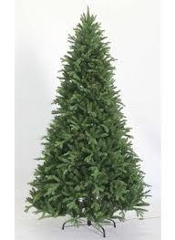 75 Foot Scarlet Fir Artificial Christmas Tree Unlit