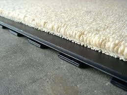 Subfloor Over Concrete Basement With Floor Tiles Finishing Options Plywood