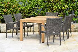 Amazon.com: Amazonia Brussels 7-Piece Teak/Wicker Rectangular Dining ... Glass Top Alinum Frame 5 Pc Patio Ding Set Caravana Fniture Outdoor Fniture Refishing Houston Powder Coaters Bistro Beautiful And Durable Hungonucom Cbm Heaven Collection Cast 5piece Outdoor Bar Rattan Pnic Table Sets By All Things Pvc Wicker Tables Best Choice Products 7piece Of By Walmart Outdoor Fniture 12 Affordable Patio Ding Sets To Buy Now 3piece Black Metal With Terra Cotta Tiles Paros Lounge Luxury Garden Kettler Official Site Mainstays Alexandra Square Walmartcom The Materials For Where You Live
