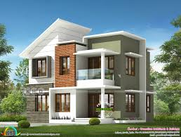 100 How Much Does It Cost To Build A Contemporary House 25 Lakhs Cost Estimated 1500 Sqft Contemporary Home Kerala Home