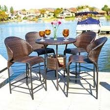 wicker patio furniture sets foter