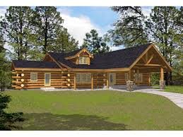 Charming Idea Rustic Ranch Style Home Plans 13 Log House