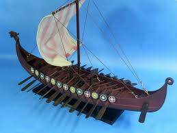 viking ship construction plans