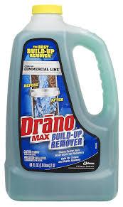 amazon com drano max build up remover 10115 64oz drano build up