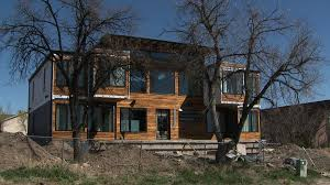 100 Shipping Container Homes Galleries Tour Couples Colorado Dream Home Made Of Shipping Containers