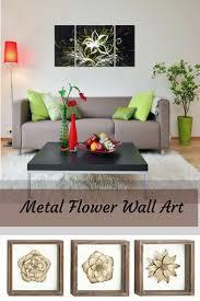 Bed Bath And Beyond Metal Wall Decor by Best 25 Metal Flower Wall Art Ideas On Pinterest Metal Garden