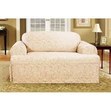 Sure Fit Scroll T Cushion Sofa Slipcover by Sure Fit Scroll T Cushion Sofa Slipcover 28 Images Sure Fit