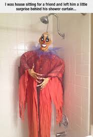Bathroom Stall Prank Ghost by The Bathroom Clown Prank Humor Silly Things And Funny Pics
