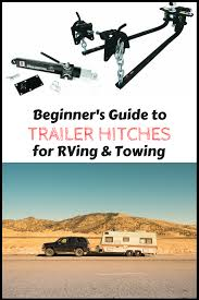 100 Hitches For Trucks A Beginners Guide To Trailer For RVing Best Trailer Hitch