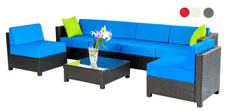 Mcombo 7 PC Deluxe Outdoor Garden Patio Rattan Wicker Furniture Sectio Amazoncom Leaptime Patio Fniture Rattan Couch 5piece Deck Sofa Hanover Outdoor Metropolitan Wicker Frame Sunnydaze Decor Port Antonio Gray 4piece Metal Sectional Chaise Lounge Lounges Arrow Up Lyndee Blue White Striped Chair Goodglance And 2 Ding Room Outside Pe Hcom Dark Grey Accent Chairs Comfortable Sunbrella Cushions For Upper Outdoor Pillow Covers Throw Pillows Royal Etsy 5pcs Sofa Set Brown Cushion 7078 Exterior Cozy Wooden Material Lowes Navy Blue Patio Chair Cushion Cushions Navy