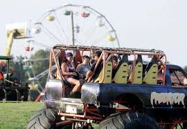 Monster Truck Rides Staple Of County Fair | Local News ... New Attraction Coming To This Years Festival Got 1 Million Spend This Limousine Monster Truck Might Be For You 2018 Jam Series 68 Hot Wheels 50th Family Fun Ozaukee County Fair Saltackorem Ssiafebruary 11 Winter Auto Show Jeeps Ice Sergeant Smash Ride In A Youtube Events Trucks Rmb Fairgrounds Rides Obloy Ranch Truck Rides Staple Of County Fair Local News Circle K Backtoschool Bash Charlotte Gave Some Monster At The Show Weekend Haven