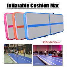 Gymnastic Floor Mats Canada by Inflatable Air Track Tumbling Floor Gymnastics Practice